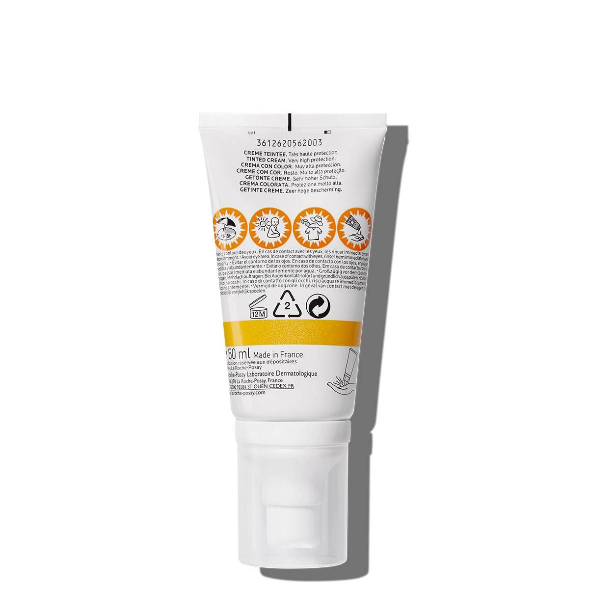 La Roche Posay ProductPage Sun Anthelios Pigmentation Tinted Cream Spf