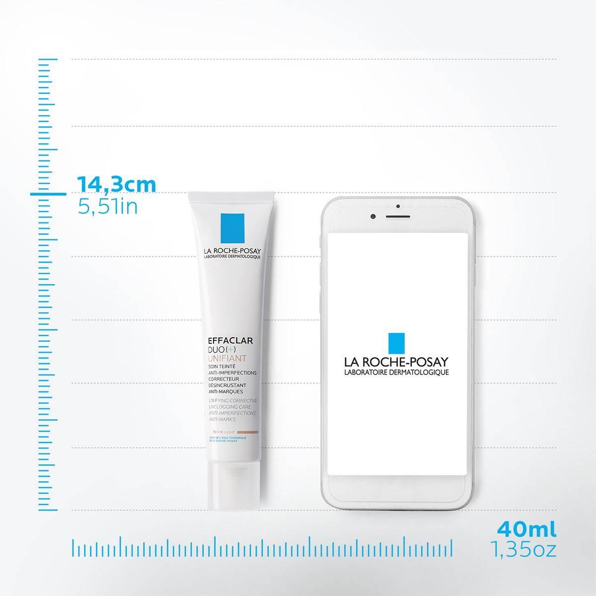 La Roche Posay Face Care Effaclar Duo plus Unifiant Light 40ml 3337875