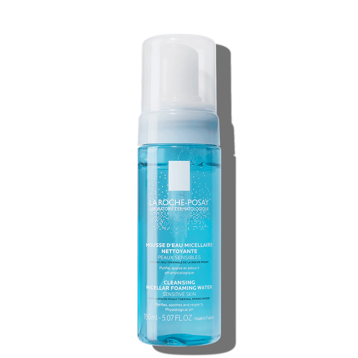 La Roche Posay ProductPage Face Cleanser Physiological Foaming Water 1
