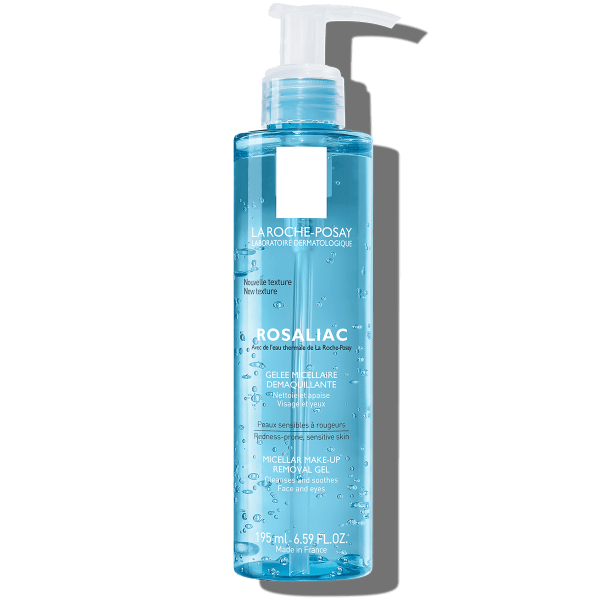 La Roche Posay ProductPage Face Cleanser Rosaliac Make Up Removal Gel