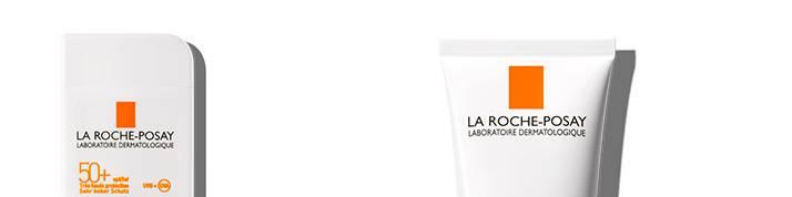 La Roche Posay Sunscreen Anthelios range page bottom